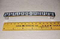 Ручка с кристаллами под Swarovski 128мм, фото 1