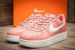 Кроссовки женские Nike Air Force, розовые (11311) размеры в наличии ► [  39 40  ], фото 2