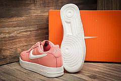 Кроссовки женские Nike Air Force, розовые (11311) размеры в наличии ► [  39 40  ], фото 3
