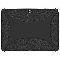 """Чехол силиконовый Amzer Rugged AMZ96101 Soft Cover для Samsung Galaxy Tab 4 T530 T531 T535 / TAB 3 10.1"""" Black"""