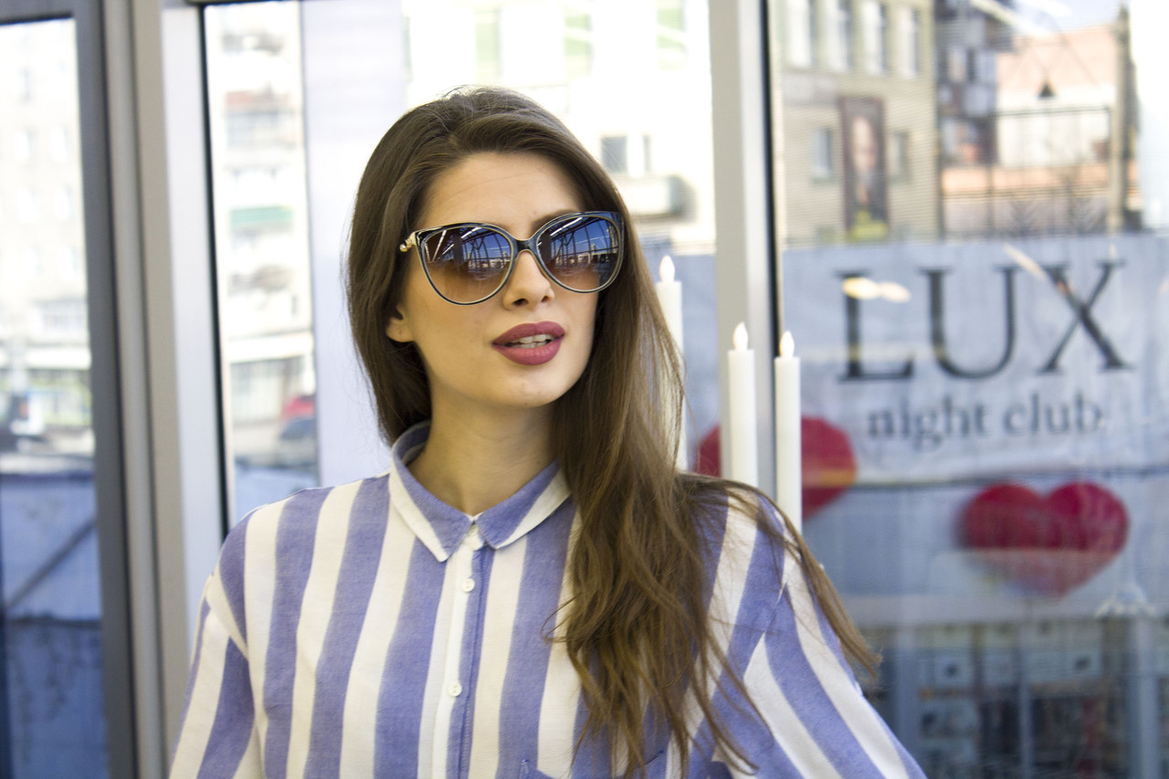 Солнцезащитные женские очки 8178-3