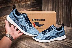 Кроссовки мужские Reebok Royal Simple 2  ( 100% оригинал  ), синие (7031-2) размеры в наличии ► [  40 42 43  ], фото 2