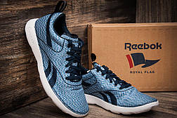 Кроссовки мужские Reebok Royal Simple 2  ( 100% оригинал  ), синие (7031-2) размеры в наличии ► [  40 42 43  ], фото 3