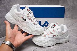 Кроссовки женские  Fila, белые (13931) размеры в наличии ► [  38 (последняя пара)  ], фото 2