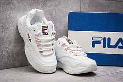 Кроссовки женские  Fila, белые (13931) размеры в наличии ► [  38 (последняя пара)  ], фото 3