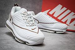 Кроссовки мужские Nike Air Max, белые (14054) размеры в наличии ► [  42 43  ], фото 3