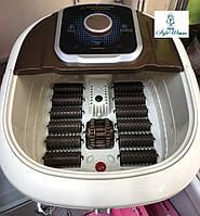 Ванночка для ног, гидромассажер, подогрев, таймер JY-858A 31.0 гидрованночка