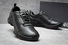 Зимние кроссовки Ecco Biom, черные (30061) размеры в наличии ► [  42 (последняя пара)  ], фото 3