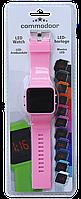 Наручные светодиодные часы , Commodoor, фото 1