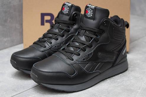 Зимние ботинки Reebok Classic, черные (30214) размеры в наличии ► [  41 (последняя пара)  ], фото 2