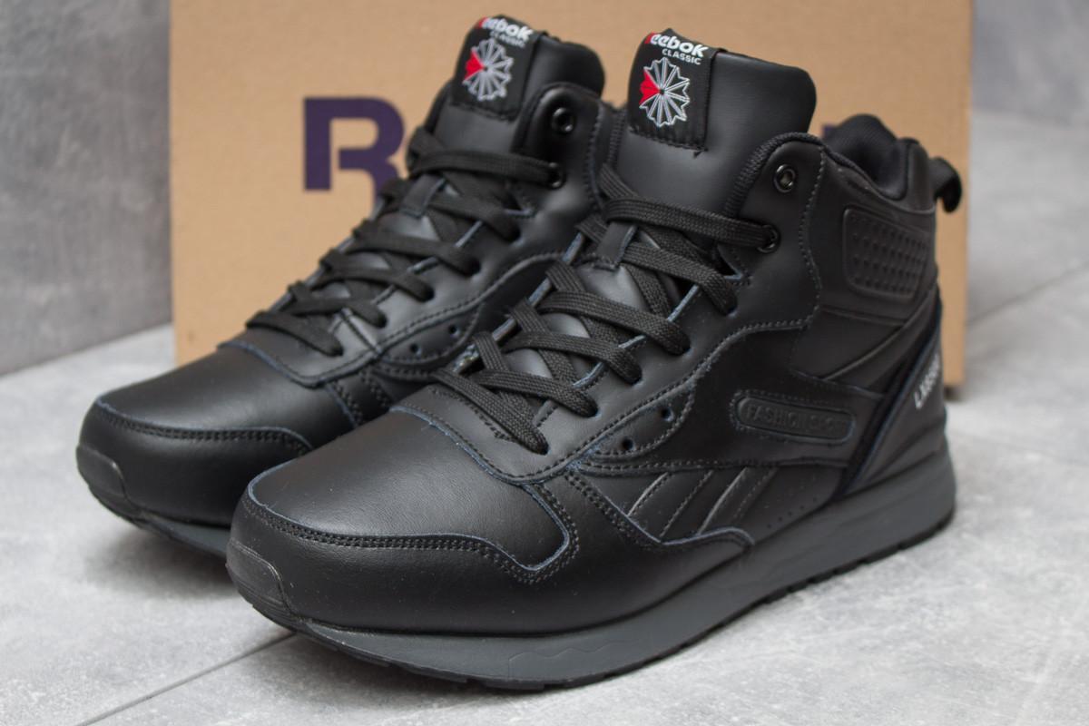 Зимние ботинки Reebok Classic, черные (30214) размеры в наличии ► [  41 (последняя пара)  ]