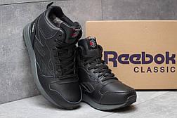 Зимние ботинки Reebok Classic, черные (30214) размеры в наличии ► [  41 (последняя пара)  ], фото 3