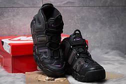 Кроссовки мужские Nike More Uptempo, черные (14821) размеры в наличии ► [  42 44  ], фото 3