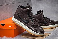 Зимние кроссовки Nike LF1 Duckboot, коричневые (30914) размеры в наличии ► [  43 (последняя пара)  ], фото 3