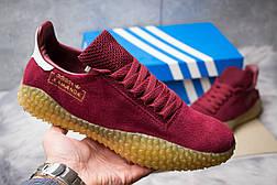 Кроссовки мужские Adidas Kamanda, бордовые (14864) размеры в наличии ► [  44 (последняя пара)  ], фото 2