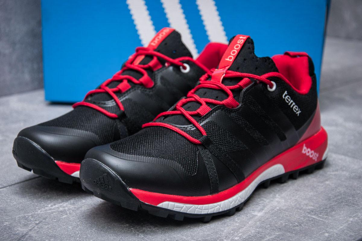 Кроссовки мужские Adidas Terrex Boost, черные (11663) размеры в наличии ► [  44 (последняя пара)  ]