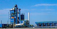 Асфальтосмесительная установка ДС-168В (130-160 т/ч) — башня