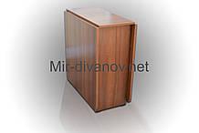 Стол книжка  мини 700*320 цвет Орех Лесной