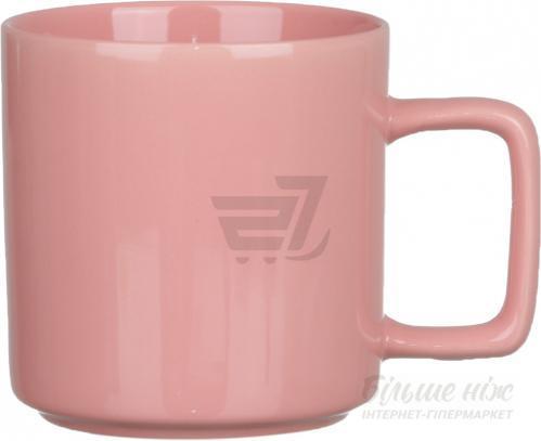 94292e6ae45d6 Чашка Fresh Color 330 Мл Розовый Happy Go — в Категории