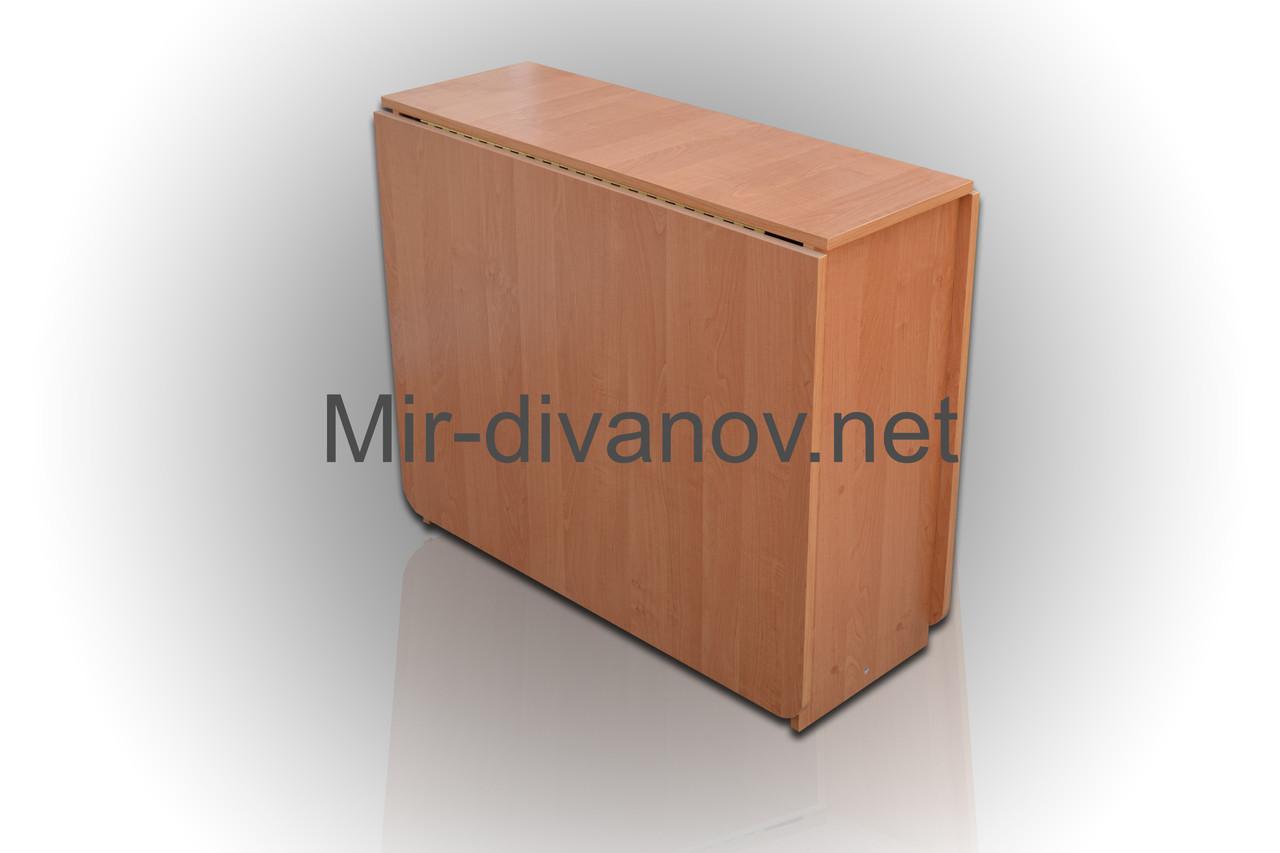Стол книжка  мини 900*320 цвет Ольха