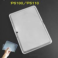"Чехол бампер силиконовый Anomaly TPU Cover для Samsung Galaxy Tab 2 10.1"" GT-P5100 P5110 P5113Прозрачный"