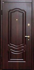 Вхідні двері Каскад серія Стандарт модель Пасаж