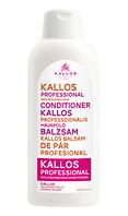 Kallos DE PAR живильний бальзам для пошкодженого волосся,1000 мл