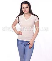 Футболка женская мыс из вискозы Размеры 42-58, фото 1