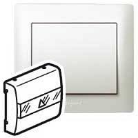 Galea Life Лицевая Панель для Выключателя с ключ-картой  ;   перламутр