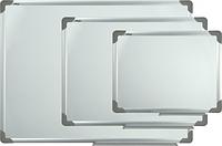 Доска сухостираемая магнитная 60Х90см, алюминиевая рамка