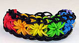 Резинки и аксессуары для плетения браслетов Rainbow Loom bands , фото 2