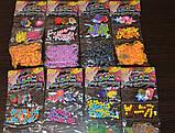 Резинки и аксессуары для плетения браслетов Rainbow Loom bands , фото 3