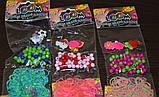 Резинки и аксессуары для плетения браслетов Rainbow Loom bands , фото 4