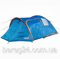 Палатка Coleman 1009 четырехместная