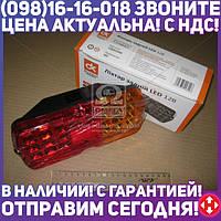 ⭐⭐⭐⭐⭐ Фонарь УАЗ задний LED 12В (Дорожная Карта)  71.3716010/11