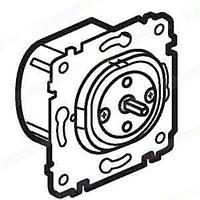 Galea Life Выключатель Поворотный 20А, 250В ~ для рольставней (30°-Выключатель без фиксации, 90°-Выключатель) 2-полюсний