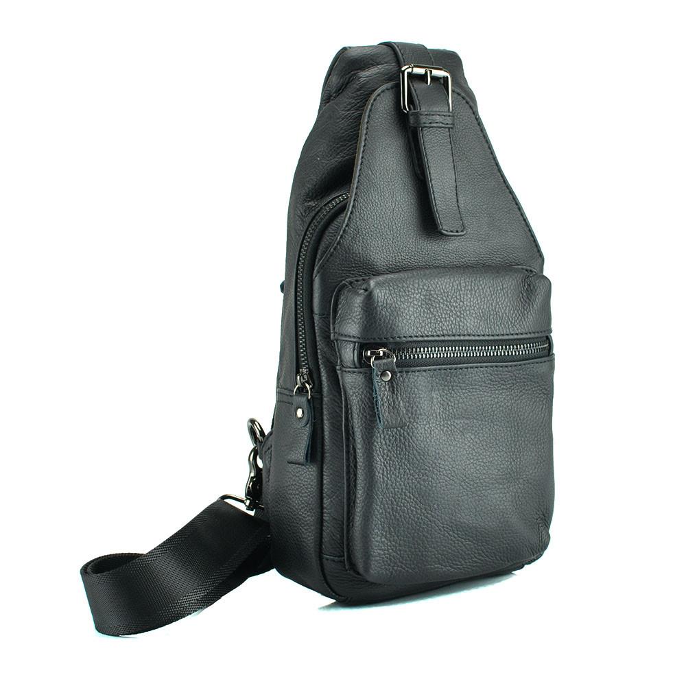 c59589b91cdc Кожаный Рюкзак Tiding Bag 8809A — в Категории