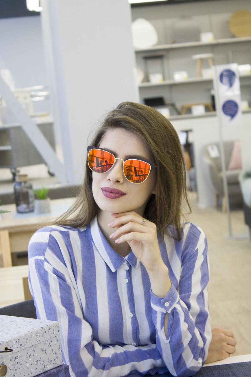 Солнцезащитные женские очки 8317-4
