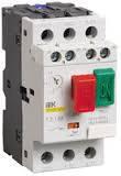 Автоматический выключатель защиты двигателя Пускатель ПРК32-1 In=1A Ir=0,63-1A Ue 660В ИЭК