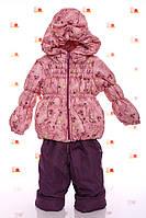 Демисезонная курточка и полукомбинезон для девочки, фото 1