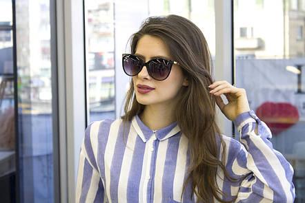 Солнцезащитные женские очки 8178-2, фото 2