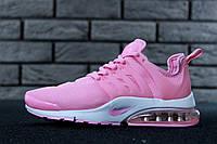 Кроссовки женские в стиле Nike Air Presto код товара KD-11564. Розовые