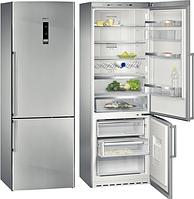 Холодильник Siemens KG 49 NAI 22  (Nо Frost, А+, нержавеющая сталь)