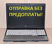 "БУ Ноутбук Fujitsu Lifebook E752 15.6"" Intel Core i3-3110M 4Gb 320Gb Intel HD"