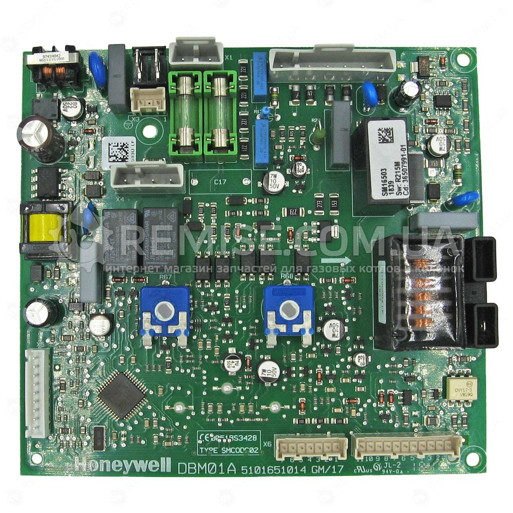 Плата управления DBM01A котла Ferroli Domiproject - 39819530