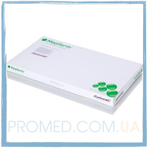 Mepiform 10х18 (Мепиформ), повязка для лечения рубцов