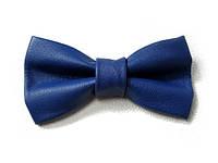 Кожаная галстук-бабочка 9903LBl, фото 1