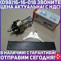 ⭐⭐⭐⭐⭐ Замок зажигания ГАЗ-53,Москвич-412 (4 контактный металлический корпус) (Дорожная Карта)  53-3704010-A5