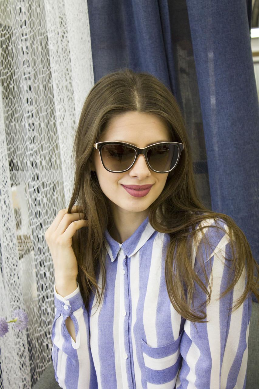 Солнцезащитные женские очки 8103-4