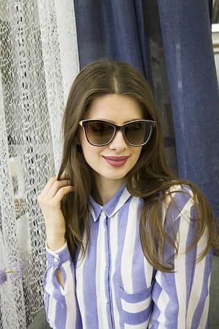 Солнцезащитные женские очки 8103-4, фото 2